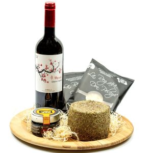 GIFT BOX GOAT CHEESE WITH ROSEMARY