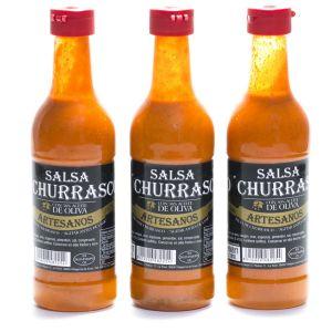 SALSA DE CHURRASCO GALLEGA